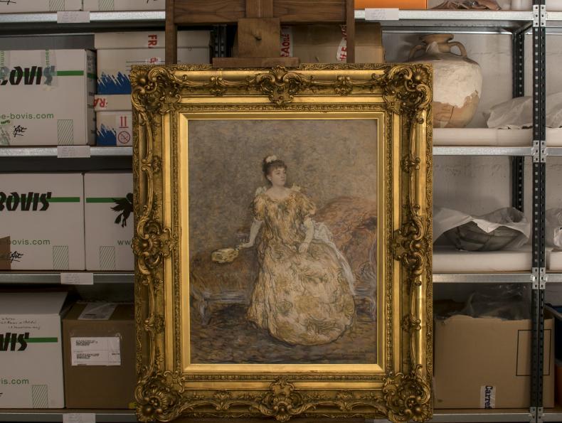 Le Musée caché, les œuvres du musée vues par les associations