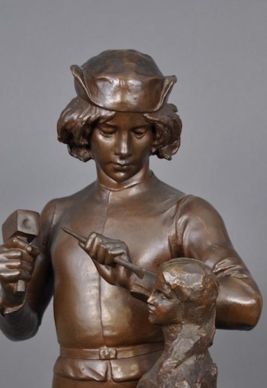 Naissance d'une sculpture